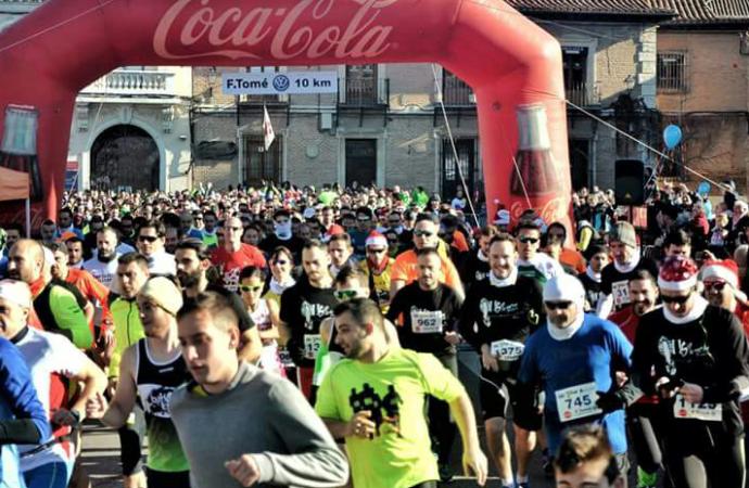 Alcalá tendrá San Silvestre el 31 de diciembre
