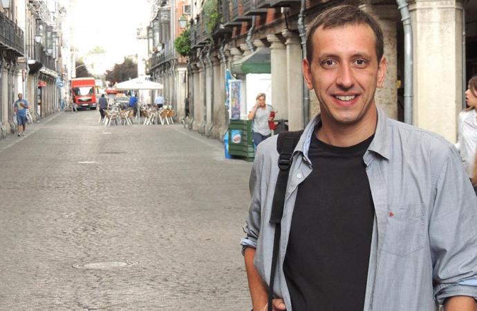 """26J en Alcalá / Suso Abad: """"Nos ha castigado la abstención"""""""