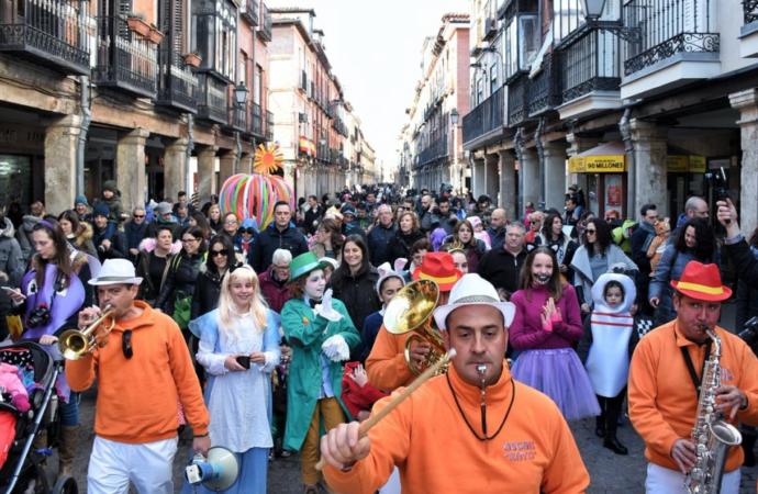 Los Carnavales de Alcalá de Henares 2019 recuperan el 'Manteo de Pelele'
