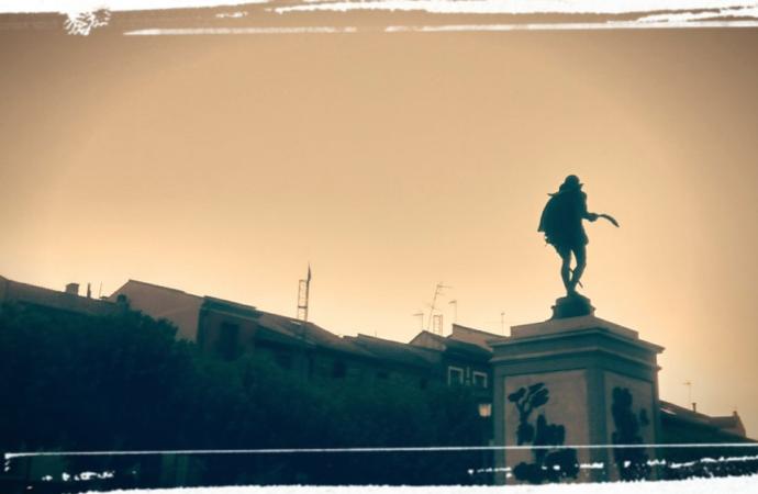José Coronado frente a Cervantes