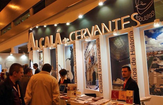 Fitur 2018: Día de Alcalá con numerosos alcalaínos de su tejido político, económico y social
