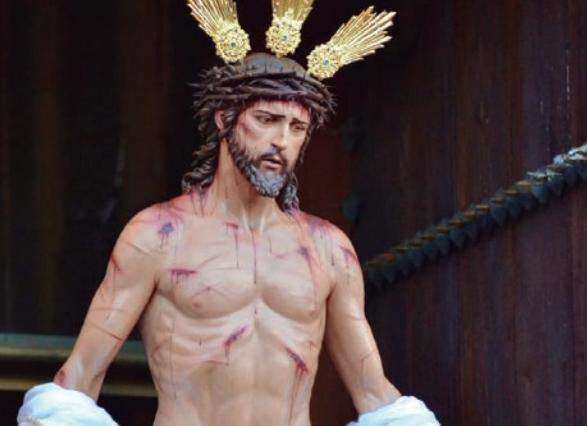Procesión de Jesús Despojado en Alcalá