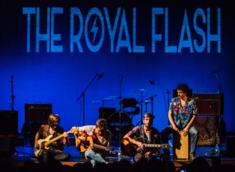 The Royal Flash, Iluminados  y Taiacore en La Luna Radio