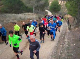 Pasión por el 'running': Multitudinaria subida al Ecce Homo