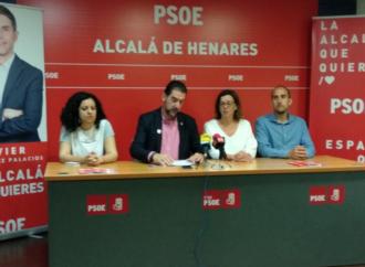 El PSOE acusa al PP de Alcalá de eludir responsabilidades