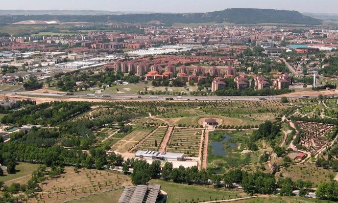 Las plantas del Quijote, en el Real Jardín Botánico de Alcalá