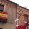 Miércoles Santo: El Cristo de la Columna 'bailará' por el Centro de Alcalá