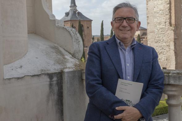 El reflejo literario de Alcalá, en una conferencia de Francisco Peña