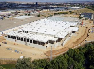 Lidl inaugura su planta logística en Alcalá de Henares el 22 de septiembre
