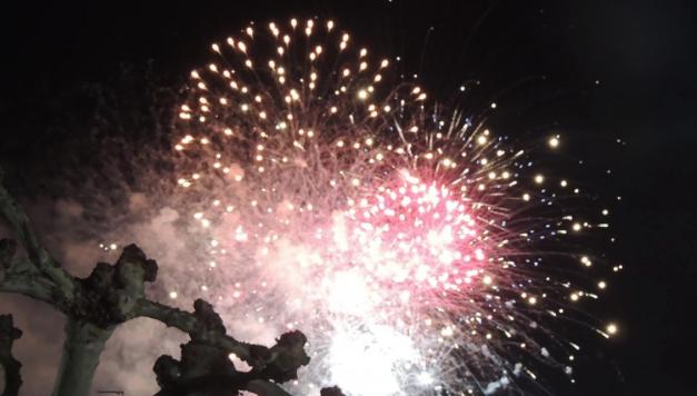 Los fuegos artificiales vuelven a Alcalá 5 años después