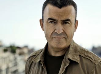 Lorenzo Silva en el I Congreso de Direcciones de la Literatura Contemporánea