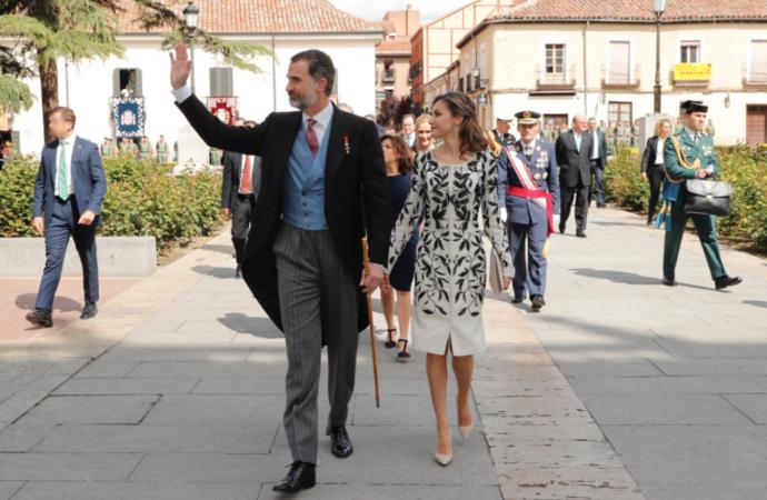 Los Reyes sí estarán finalmente el día 23 de abril en Alcalá: sin Premio Cervantes pero presidiendo un acto del Día del Libro