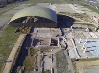 El Museo Arqueológico recibe materiales hallados en las excavaciones de Complutum
