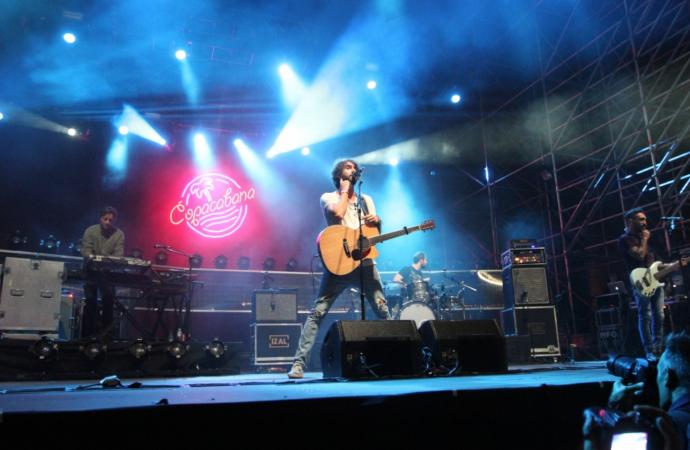 Izal actuará en Alcalá el 26 de agosto