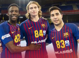 Mamadou Diocou, la perla del FC Barcelona formada en el Iplacea