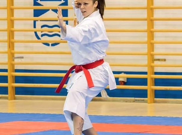 Karate: la alcalaína Paula Rodríguez, Campeona de Madrid por cuarta vez consecutiva