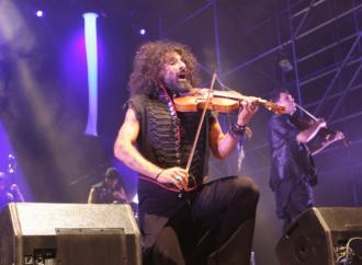 Pasión por Ara Malikian en Alcalá de Henares