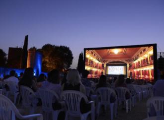 Cine de verano en la terraza del Teatro, en Gilitos y en el Ferial