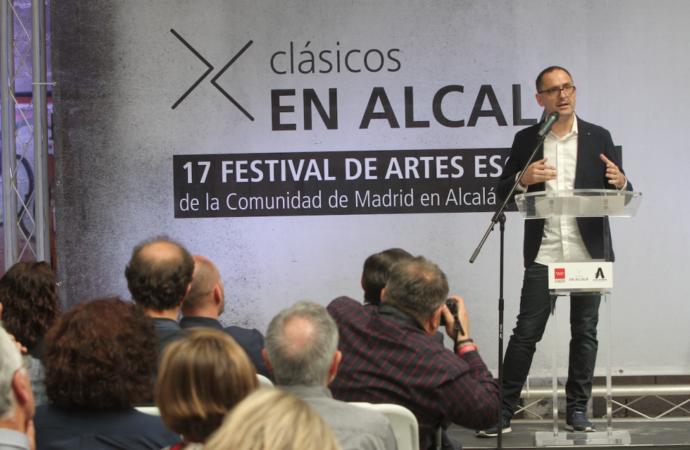 El ex coordinador del Corral de Comedias de Alcalá, Carlos Aladro, nuevo director de la Fundación Teatro de la Abadía