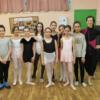 El duro ensayo que no se ve: así son los futuros bailarines de Alcalá