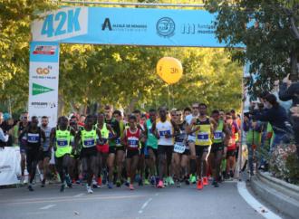 Cortes de tráfico por la I Maratón de Alcalá de Henares