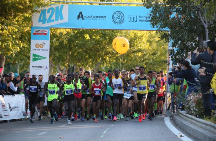 Prepara la I Maratón de Alcalá de la mano de un ilustre: Benigno Anchuelo