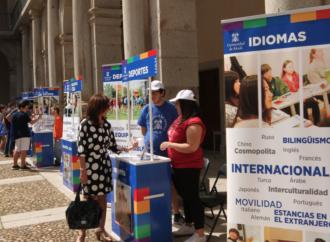 La Universidad de Alcalá abre sus puertas en el Open Day