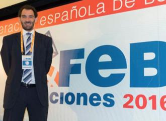 Jorge Garbajosa, que comenzó a jugar al basket en Alcalá, nuevo líder del baloncesto español
