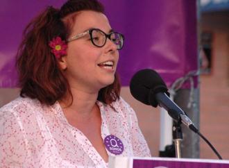 Laura Martín busca «transparencia» en la gestión de las actividades de los Distritos»