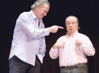 Bertín Osborne gana a la polémica en Alcalá y reúne a 1.500 personas