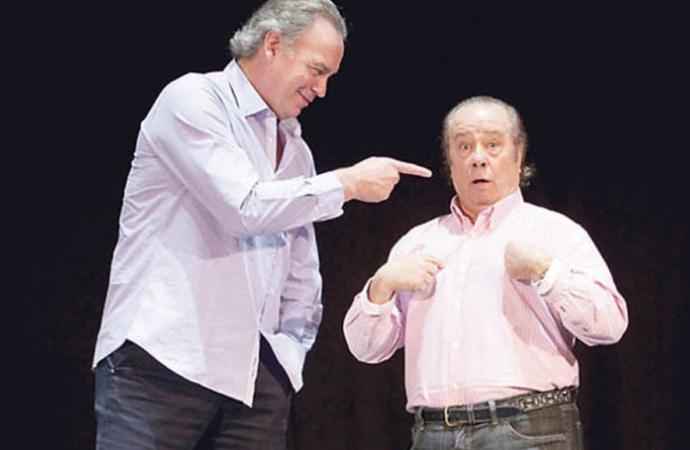 Bertín Osborne y Arevalo cerrarán la semana de Ferias en Alcalá
