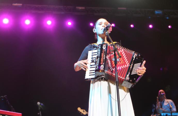 Julieta Venegas presentará su nuevo disco en Alcalá de Henares