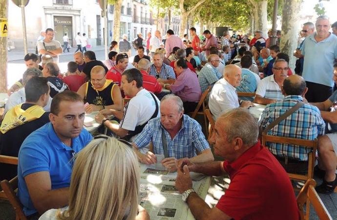 Este miércoles se decide el ganador del Torneo Multitudinario de Mus de Alcalá