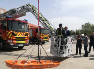 113 plazas en las oposiciones a bombero en la Comunidad de Madrid