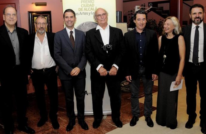 Carlos Saura, premio Ciudad de Alcalá de las Artes y las Letras