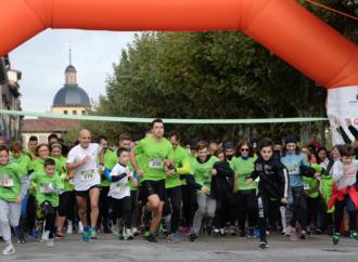 Alcalá acoge este domingo día 25 la 5ª Carrera Contra el Cáncer