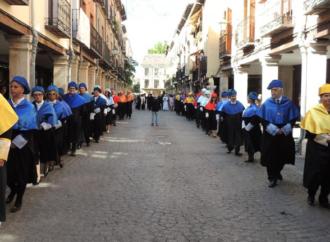 La Universidad de Alcalá arranca el curso académico como hace 500 años