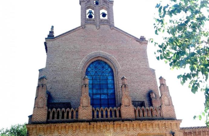 La Virgen del Val vuelve en procesión a la Catedral de Alcalá