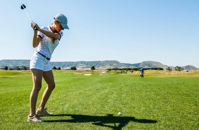 Primer torneo de golf Parador de Alcalá de Henares