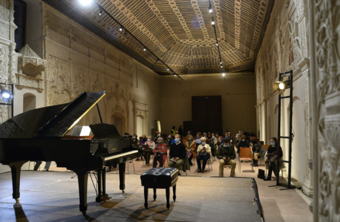 Festival Internacional de Música de Plectro en Alcalá este fin de semana (11,12 y 13 de septiembre)