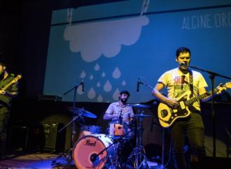 La música indie tomó Alcine 46 con Joe Crepúsculo, Tigres Leones y Las Despechadas