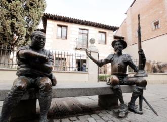 Museo Casa Natal de Cervantes en Alcalá: nueva exposición con la escena europea de lo siglos XX y XXI como protagonista