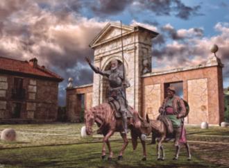La 'Alcalá mágica' de David de Luz en una exposición con la Magistral sumergida