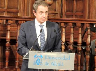 Entrevista con Zapatero: «Ya no me corresponde decirle al PSOE lo que tiene que hacer»