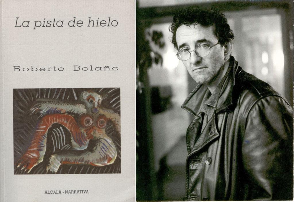 Bolaño y libro