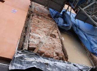 El mayor hallazgo de Alcalá de los últimos años: casas del siglo XV