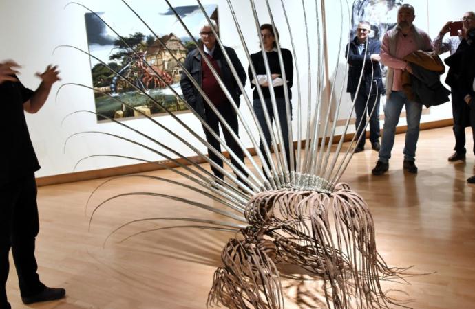 """La exposición """"Alcalá Visual. LI Premios Ciudad de Alcalá 2020"""" abre sus puertas hasta el 28 de febrero"""