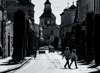 Calle de los Colegios / Alcalá, Patrimonio de la Humanidad: fotos con alma