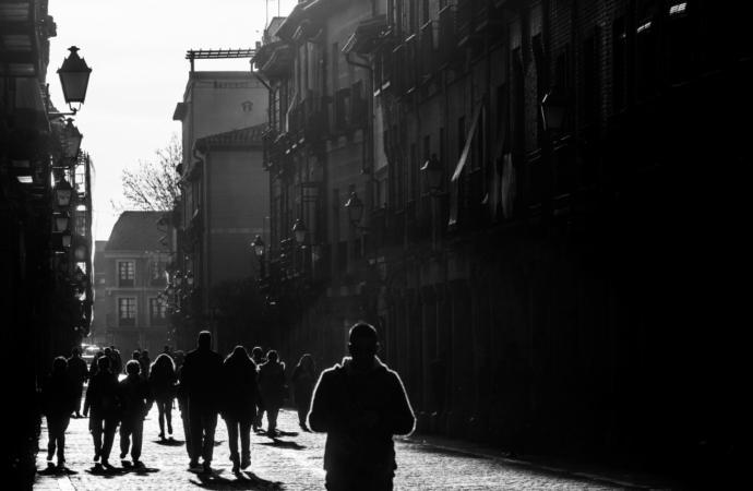 La calle Mayor / Alcala, Patrimonio de la Humanidad: fotos con alma