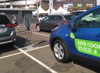 Alcalá ya tiene el primer punto público y gratuito para recargar vehículos eléctricos